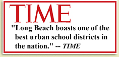 Photo - Time Says LBUSD Among Best in U.S.