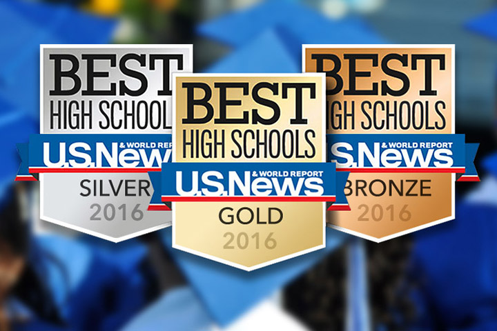 Photo - U.S. News Ranking Includes 6 Schools