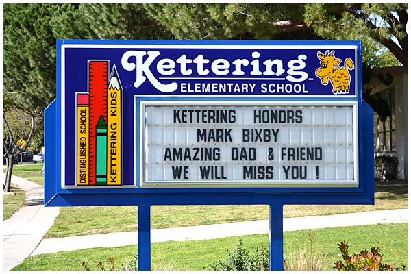 Photo - Remembering Mark Bixby