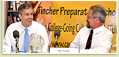 Photo - Tincher Again a State 'School to Watch'