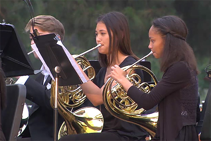 Photo - Video: Wilson High Concert