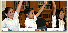 Photo - Dictionary Day Helps Local Third Graders