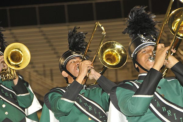 Photo - Band Spectacular Wows Music Fans