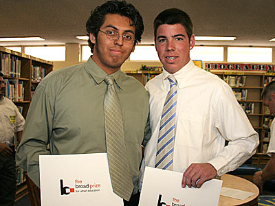 Photo - Broad Foundation Gives Grads $125K