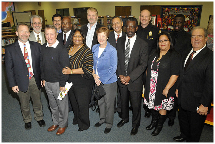 Photo - North Long Beach Initiative Launched