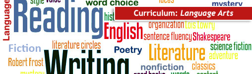 Curriculum: English Language&nbspArts - Image